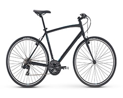 Raleigh Cadent 1 Fitness Hybrid bicycle